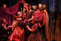 Dido a Aeneas rozezní duchcovský zámek
