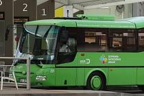 Mezinárodní autobusová linka do Drážďan je opět v provozu.