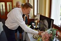 Memoriál Jardy Kubery na teplické Letné uspořádali jeho bývalí tenisoví spoluhráči