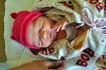 Viktorie Muchová se narodila Anně Muchové z Bíliny 10.dubna v 14,59 hodin v teplické porodnici. Měřila 46 cm, vážila 2,75 kg
