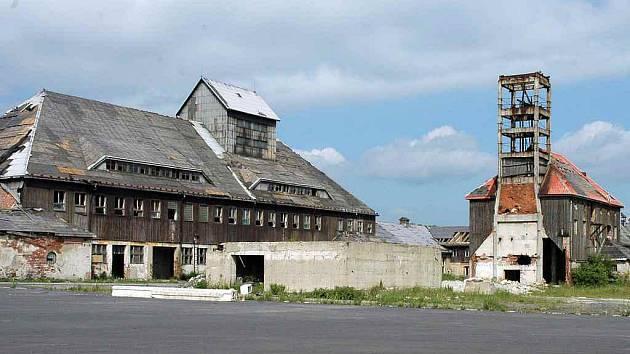 Starý důl na Cínovci