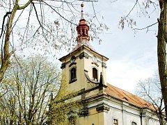 Kostel chce město Osek opravit a udělat z něj kulturní stánek