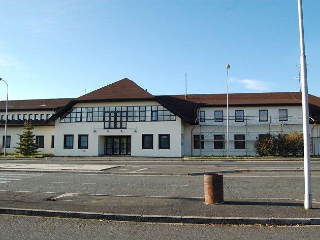 Budova bývalé celnice ve Všerubech