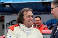 Domažlická rallylegenda Marcel Tuček závodí šestatřicátou sezonu.