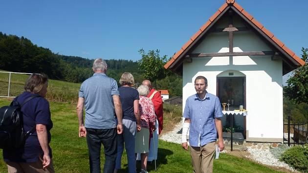 Bohoslužba k výročí posvěcení kaple svatého Václava.