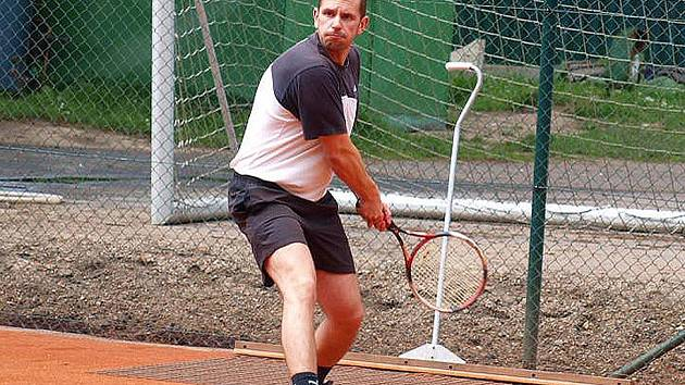 Davis Cup - Rostislav Hlaváč.