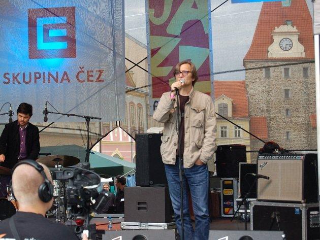 RUDY LINKA opět po roce v pátek přivítá domažlické návštěvníky Bohemia JazzFestu.