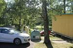 Autokemp Hájovna Kdyně a koupaliště Hájovna