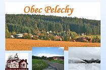 U vás na návštěvě: Obec Pelechy.