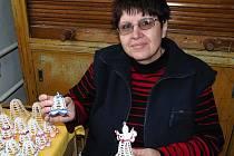 JANA BUFKOVÁ. Bývalá zdravotní sestra si do důchodu opatřila koníčka, ve kterém ji podporuje i manžel.