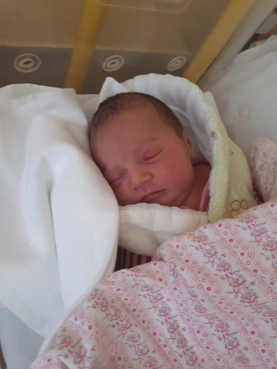 Rozálie Poslední ze Starého Klíčova (3 120 g, 47 cm) se narodila 6.prosince 2018 v 8:27 hodin v domažlické porodnici. Maminka Klára s tatínkem Matějem přivítali své prvorozené dítě na světě společně. Předem věděli, že se jim narodí holčička, a tak měli jm