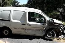 Nehoda u Kouta. Foto: HZSPK