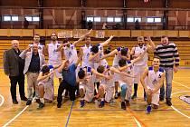 Basketbalisté zvítězili na turnaji v Klatovech.