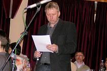 Domažlický zastupitel a člen výboru pro sport, kulturu a mládež Karel Štípek.