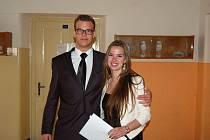 David Kosnar a Simona Hošková.