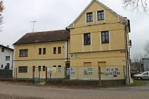 Základní umělecká škola v Horšovském Týně.