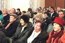 Cestopisná přednáška v Koutě na Šumavě.