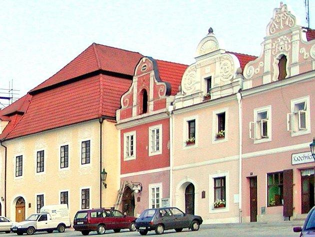 Historické jádro Horšovského Týna je památkovou rezervací, nachází se v něm spousta kulturních památek.