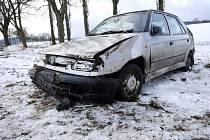 Nehoda u Pasečnice.