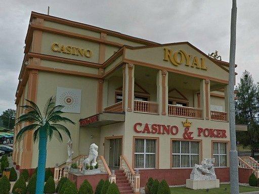 Casino Royal ve Folmavě.