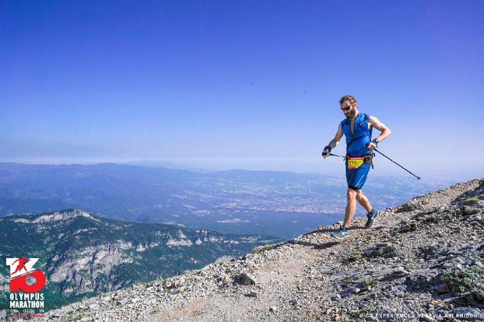 Při květnovém maratonu v Praze si Filip Cenefels zaběhl osobní rekord a výsledný čas stlačil pod 3 hodiny.