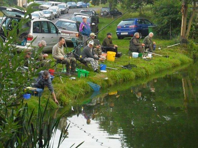 Rybářské závody v Přesu.