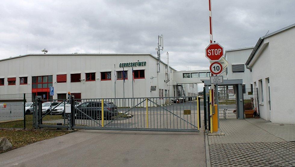 Firma Gerresheimer rozšíří svou výrobu a postaví novou halu. Snímek je ze stávajících prostor.