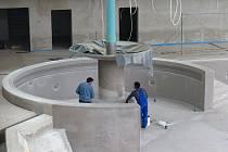 Jak postupuje renovace Aqua Fit Waldmünchen.