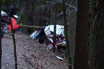Tragédie při 46. Mogul Šumava Rallye Klatovy.