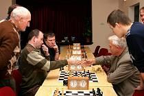 Šachový turnaj O pohár města Kdyně.