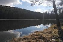 Strakovský rybník.