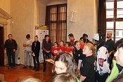 Nejoblíbenější doprovodná akce festivalu Juniorfest s názvem Pevnost Týn