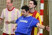 Z utkání RSC Pronic zanic a FC Mnichov 2001.