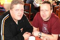 Zdeněk Kindlmann a Petr Horn jsou přesvědčeni, že Domažlická pekárna doplatila na špatné vedení.