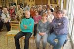 Z oslav 20 let od založení Domu penzionu-bytů s pečovatelskou službou v Domažlicích.
