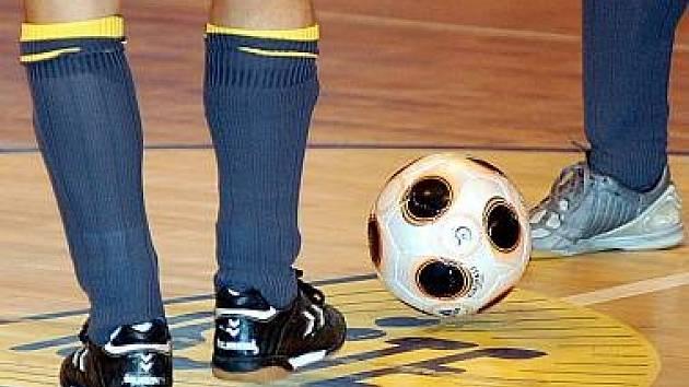 Futsal - ilustrační snímek.