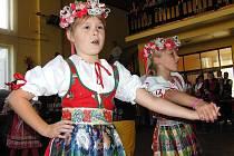 V programu Chodských slavností 2013 nebudou chybět ani děti z přípravky Chodského souboru Mrákov - Mráčku.