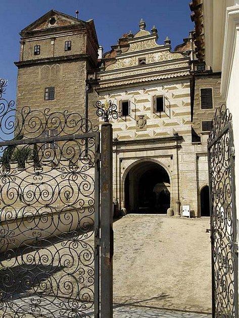 Horšovskotýnský zámek