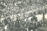 T. G. Masaryk strávil dva dny v Domažlicích. Navštívil vojenskou přehlídku a víme, jak spal a co jedl.