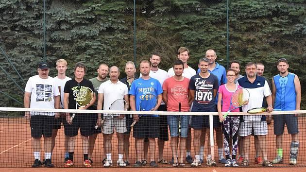 Tenisový kolotoč pokračuje v Horšovském Týně.