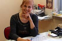 Helena Tichá pracuje v Domažlicích jako oční lékařka.