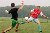 Fotbalista Pavel Gust.