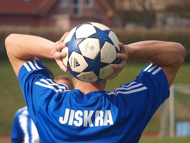 Ilustrační snímek z utkání Jiskry Domažlice.