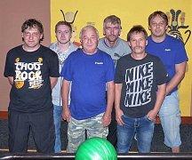Bowlingový tým Obalovna.