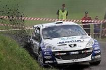 Z Mogul Rallye Šumava Klatovy.