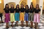 Sbor Bel Canto uspěl na soutěži Gymnasia Cantant.