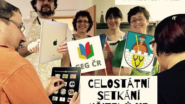 Setkání učitelů v Základní škole Staňkov.