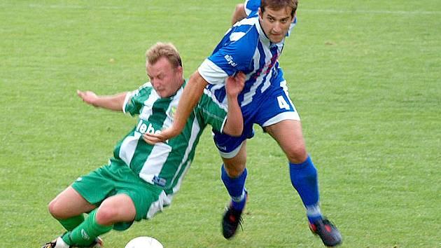 Divizní Jiskra Domažlice porazila v pohárovém utkání Sokol Citice 9:0.