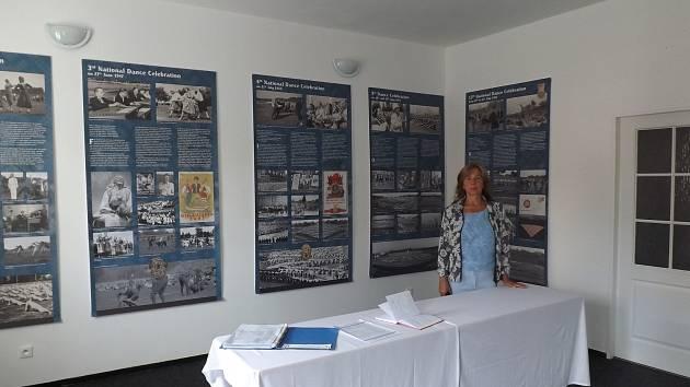 Z poběžovických akcí o estonské kultuře a životě
