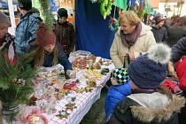 Vánoční trhy ve Staňkově.